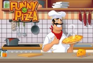 FunnyPizza-Pizza Simulationen