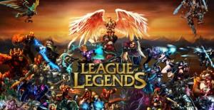 Ein Echtzeit-Strategiespiel: League of Legends