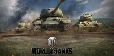 World of Tanks online